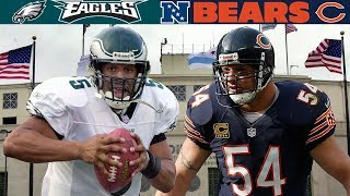 Young Stars Clash in the Windy City!  (Eagles vs. Bears, 2001 NFC Divisional)