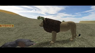 Roblox: Random Game Slot - updates and lion gives food review