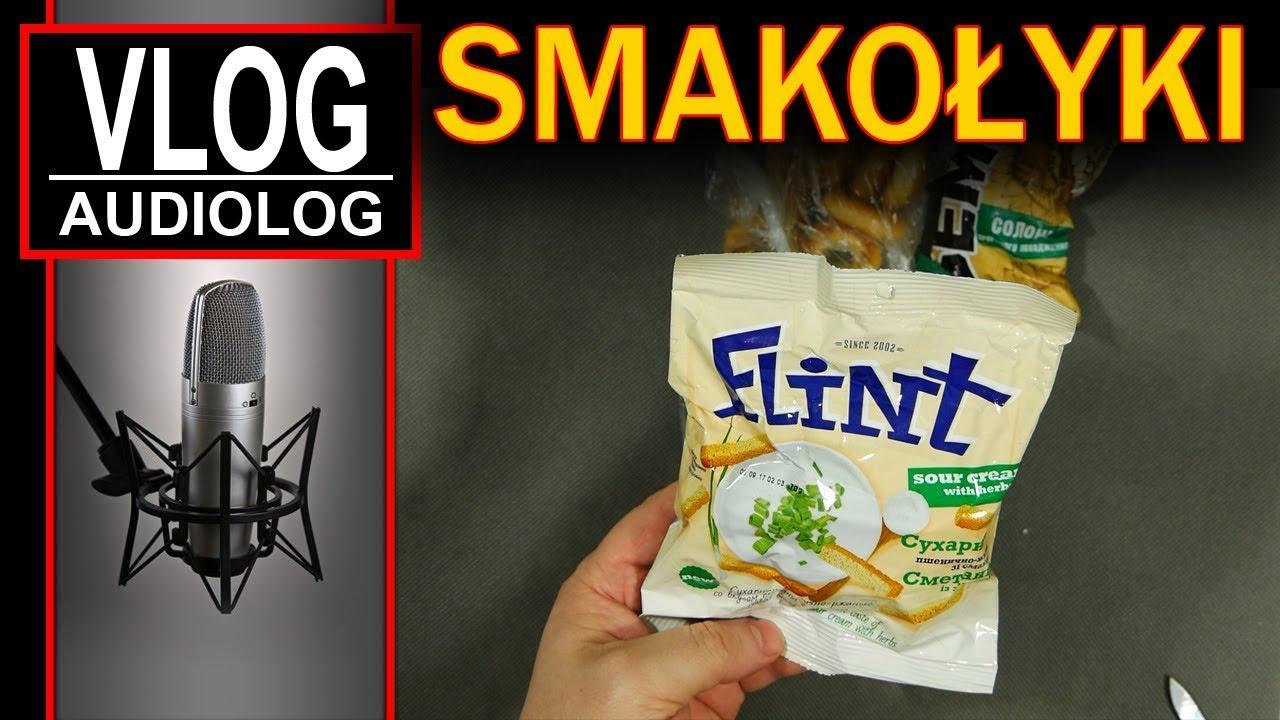 Smakołyki z Ukrainy – Unboxing :)