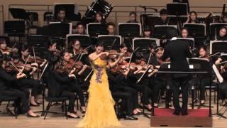 Hannah Park(박한나) plays Tchaikovsky Violin Concerto