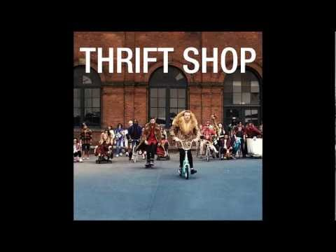 Macklemore & Bryan Lewis - Thrift Shop (feat. Wanz)