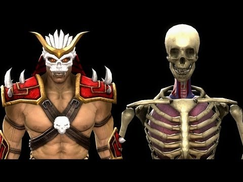 Mortal Kombat Komplete Mods Skully & Shao Kahn Tag Team Ladder On Expert