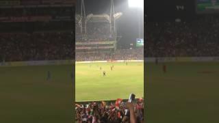 India vs England at MCA Stadium, Pune