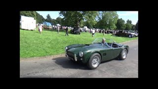 1962 AC COBRA  OWNED BY  RUSS SWIFT
