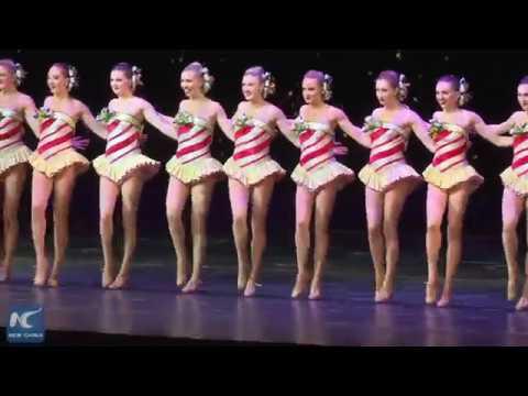 Don't miss the show! Radio City Rockettes kick off Christmas season