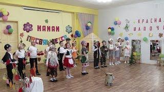 Салдинские дошколята поставили мюзикл «Красная Шапочка»