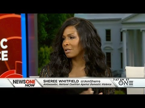RHOA's Sheree Whitfield Opens Up About Domestic Abuse