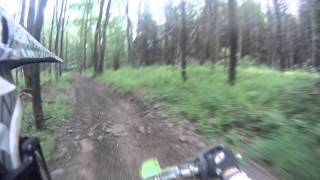 6/8/13 Allegheny National Forest Bike Trail Part 3