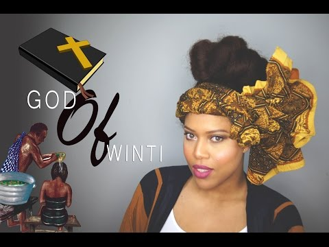 (DUTCH) God And Afro-Surinamese Winti religion | God en de Afro-Surinaamse Winti-religie