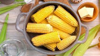 Не ожидали что будет так вкусно! Кукурузный суп. Рецепт от Всегда Вкусно!