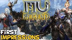 "MU Legend 2017 First Impressions ""Is It Worth Playing?"""