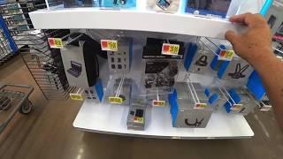 October 3, 2019/757 Trucking Shopping at Walmart. Pryor, Oklahoma