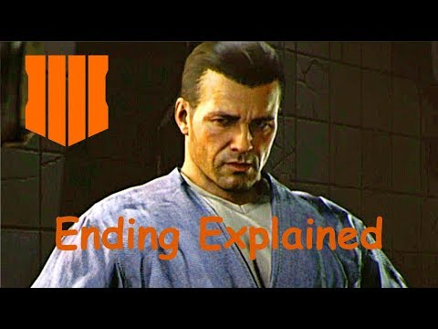 Black Ops 4 Campaign ENDING EXPLAINED (Mason & Woods Storyline)