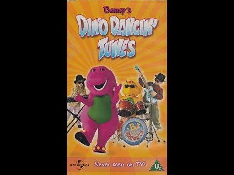 Barney's Dino Dancin' Tunes [2000]