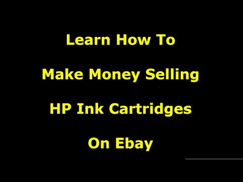 Selling Ink Cartridges for Profit - Goodwill Haul - Phoenix Picker