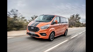 Ford tourneo custom - лучшие по цене на рынке бусы в России.  Обзор Форд tourneo custom.