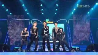 Dbsk/tvxq The Way U Are Live Athen Olympics  Hq   040714