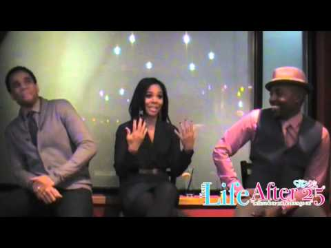 About Last Night Cast Interview with Michael Ealy,Regina Hall and Will Packer