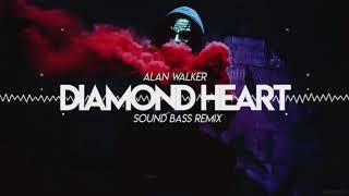 Download Alan Walker - Diamond Heart (SOUND BASS Remix) (BassBoosted)