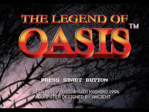 Sega Saturn Longplay [007] The Story of Thor 2 - Legend of Oasis (Part 1 of 4)