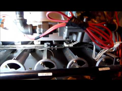 Replacing a gas Furnace Igniter