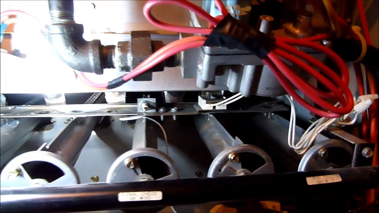 Replacing a gas Furnace Igniter - YouTube