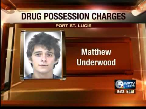 Ft. Pierce actor facing drug charges