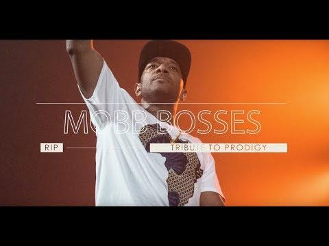 Mobb Bosses - Ty Nitty ft.Godfather Pt 3,Nyce,Bynoe,Sam Scarfo,  & BlaQ Poet (Tribute To Prodigy)