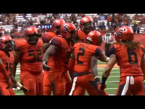 "Wayne ""Lights Out"" Morgan - Syracuse Univ - NFL Prospect Film"