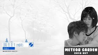 ENGLISH Meteor Garden OST 2018 Qing Fei De Yi by Ysabelle Cuevas Lyrics Cover