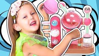 LOL Fizz Factory Фабрика по производству Бомбочек для ванны с сюрпризом ЛОЛ Своими Руками Kids Video