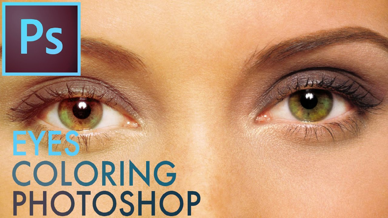 how to change eyes in photoshop cc