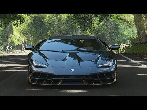 Forza Horizon 4 Lamborghini Centenario Fh4 Youtube