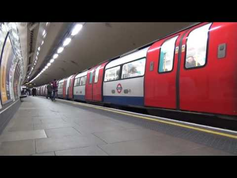 London Underground Observation 12 12 16