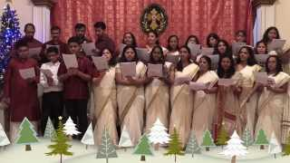 Christmas Carols 2014 - St. Thomas Indian Orthodox Church, Hemel Hempstead UK