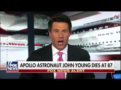 Apollo astronaut John Young dies at 87