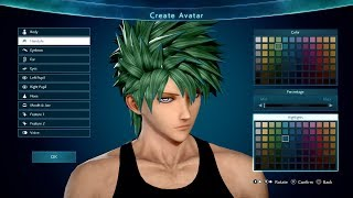 Jump Force - Character Creation NEW HD Screenshots! + Ultimate & Deluxe Editions Announced!