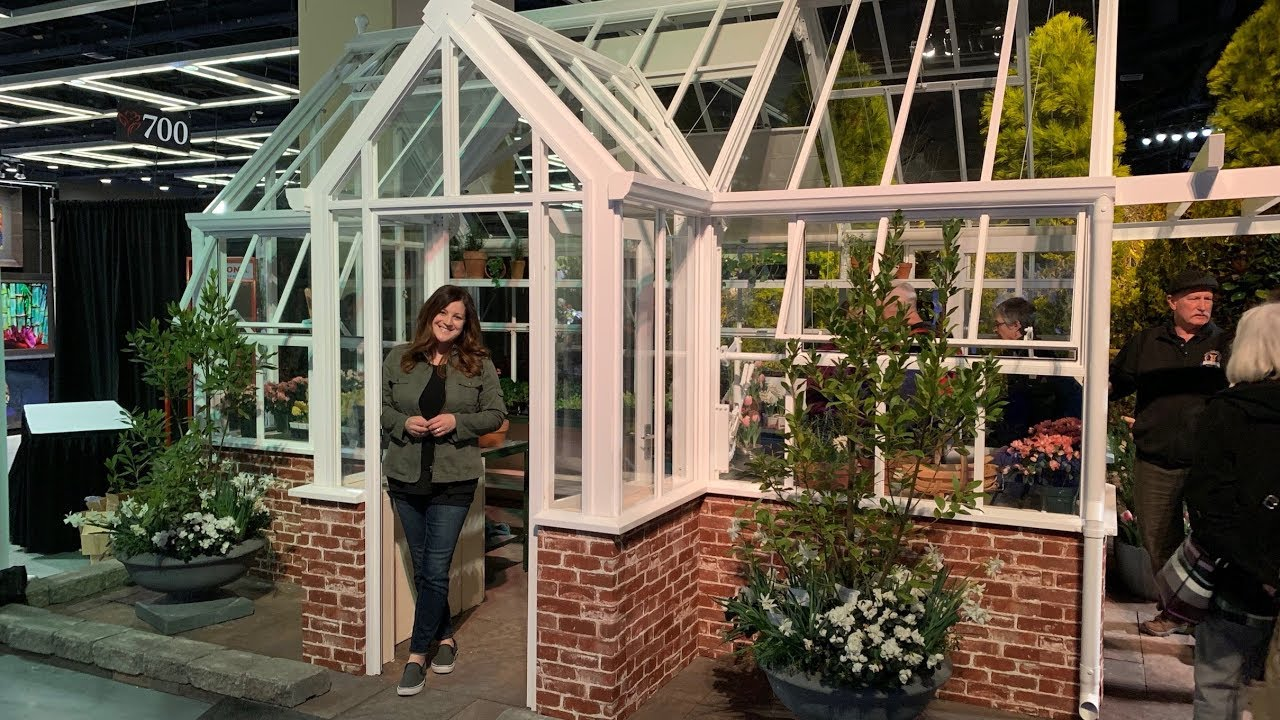 My Dream Greenhouse Garden Answer Youtube