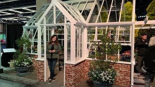 My Dream Greenhouse! 🤩🤞😍// Garden Answer