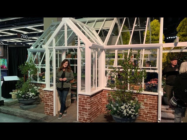 My Dream Greenhouse! // Garden Answer