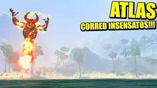 ATLAS - EL DEMONIO DE FUEGO | Gameplay Español