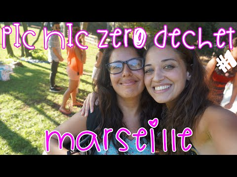 Marseille: Pic-Nic Zéro Déchet (Meet-Up) 2016  #1