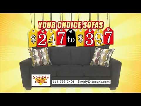 Simply Discount Furniture Home Furniture Store In Santa Clarita