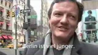 Watch U Think: New Yorker über Berlin!