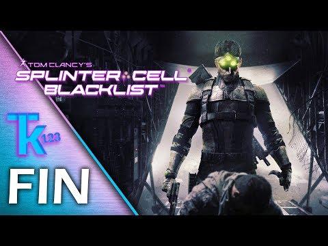 Splinter Cell: Blacklist - Misión Final - Sitio F - Español (1080p)