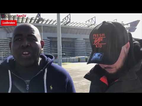 AC Milan v Arsenal | Can Welbeck Come Good? Ft DT | Live From The San Siro
