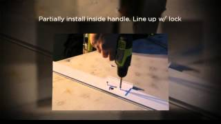 How To Build A Kd Super Heavy Duty Sliding Screen Door