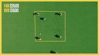 Borussia Dortmund's Rondo—Could You Break It Up?   B/R Rondo Challenge
