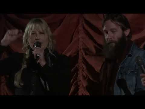 Daryl Hannah and Neil Young present Paradox Q&A 1 of 2