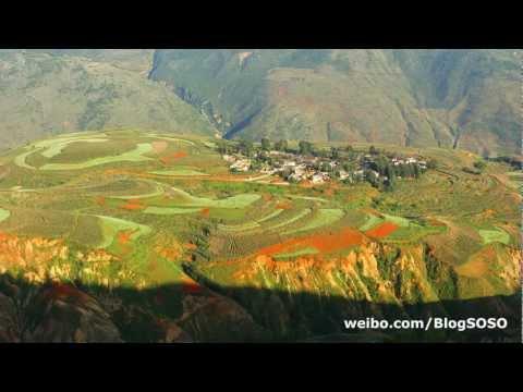 Time-lapse for Kunming, Yunnan, China